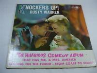 Rusty Warren - Knockers Up - Jubilee Records 2029 Mono