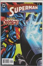 SUPERMAN #190 APRIL 2003  DC COMIC BOOK