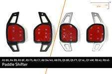 Paddle Shifters Aluminium für A3 8V, A4 B9, A5 8F & F5, A6 C7, A8 D4/4H & D5, ..