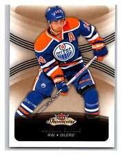 (HCW) 2015-16 Fleer Showcase #11 Jordan Eberle Oilers NHL Mint
