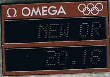 2018 PyeongChang OMEGA Olympic Sponsor Pin