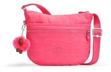 Kipling Arto S Small Cross Over Bag In City Pink BNWT