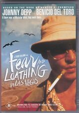 Fear And Loathing In Las Vegas - DVD (Region 4 PAL)