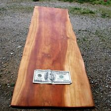 Cherry board lumber BIG Incredibly BEAUTIFUL highly Figured tray, Ikebana table