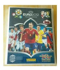 Panini EURO 2012 Adrenalyn XL. Complete NORDIC Binder (all 315 cards) (No LE)