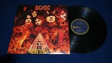 Signed AC/DC Highway To Hell Aussie 1st Press Vinyl LP Record x5 w/ MALCOLM OOP