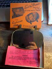 NOS Mirror Vintage Original Auto Part In box