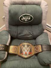 wwe world heavyweight championship belt replica