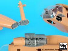 Black Dog 1/72 MH-53J Pave Low III Heilcopter Big Detail Set (Italeri) A72014