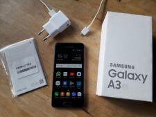 SAMSUNG Galaxy A3 SM-A310F (2016) - 16GB - Schwarz (Ohne Simlock) Smartphone