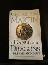 Game of Thrones Book 5 Dance with Drangons Part 1