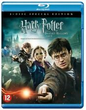 2-BLU-RAY SPEELFILM - HARRY POTTER AND THE DEATHLY HALLOWS PART 2
