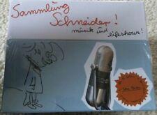 Helge Scheider  Sammlung Schneider Musik  Live-Shows exkl. Salz- Pfefferstreuer