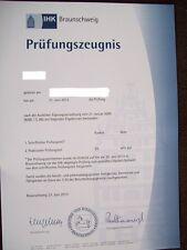 ADA Schein praktische Unterweisung / Präsentation AEVO Prüfung 93 /100 Pkt. 2013