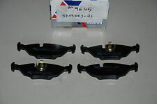 Bremsbeläge REMSA DP9645 SAAB 900, 9000 , VOLVO 440,460,480 Hinterachse