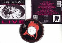 "TRAGIC ROMANCE "" Cancel the future Live "" (CD) 1993"