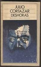 Julio Cortazar Book Deshoras 1983 Ed Nueva Imagen