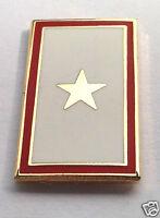GOLD STAR HONOR FAMILY MEMBER KILLED IN ACTION Military Veteran Hat Pin 14328 HO