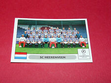 134 TEAM SC HEERENVEEN NEDERLAND UEFA PANINI FOOTBALL CHAMPIONS LEAGUE 2000 2001