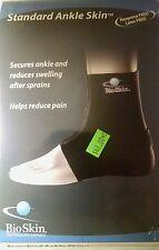 Bio Skin Standard Right Ankle Skin w/Strap Small, New