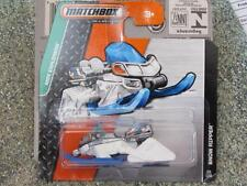 Matchbox 2015 #085/120 SNOW RIPPER white/blue MBX Explorers