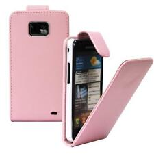 For Samsung Galaxy S2/i9100 Phone Flip Case Cover Case Pink