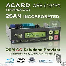 ACARD ARS-5107PX 1-to-7/9 SATA ODD DVD/CD/Blu-Ray Duplicator Controller