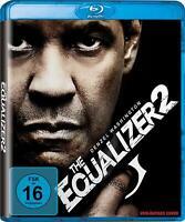 The Equalizer - Teil: 2 [Blu-ray/NEU/OVP] Denzel Washington kehrt zurück in eine