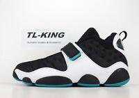 Nike Air Jordan Black Cat Tinker 13 Black Tubro Green AR0772 003 Msrp $160 BQ