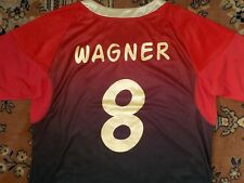 Deutschland DFB adidas Damen Trikot WAGNER 8 GERMANY Soccer Shirt WM Jersey L