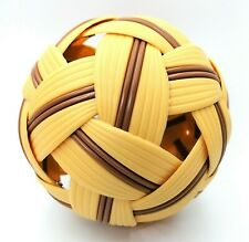 Sepak Takraw Ball Sport Kick Volley ball Kung-Fu Volley Ball famous in Se Asia