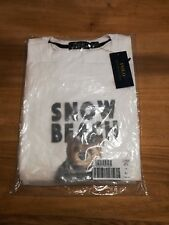 RALPH LAUREN POLO MILLENIAL BEAR SNOW BEACH T-SHIRT SZ XL - NEW WITH TAGS
