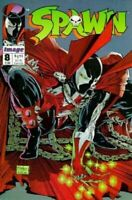Spawn 8. comic are all near mint to mint.limited stock