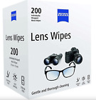 Zeiss Pre Moist Lens Wipes Optical Glasses Cleaning Phone Screen Camera 1 - 200