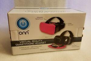 ONN VERTUAL REALITY SMARTPHONE HEADSET ONA17VR002  (PINK) FREE SHIPPING
