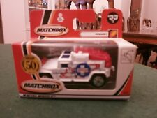 Matchbox MB 33 Hummer with Base 33 decals
