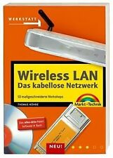 Wireless LAN & DSL - 11 Workshops für das kabellose...   Buch   Zustand sehr gut