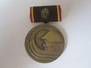 DDR NVA ASV Verdienstmedaille Orden Uniform Grenztruppen Ehrenzeichen