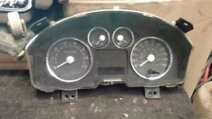 Speedometer Cluster MPH Fits 2006 MONTEGO 617017