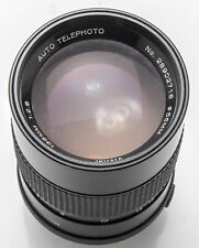 Vivitar Auto Telephoto 135 mm 135mm 2.8 1:2.8 - Olympus OM
