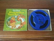 Wiine the Pooh & Tigger Too Super 8mm Walt Disney productions