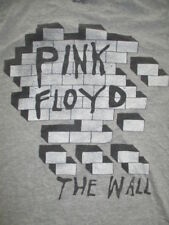 """Pink Floyd """"The Wall"""" (Xl) T-Shirt Gray Roger Waters David Gilmour"""