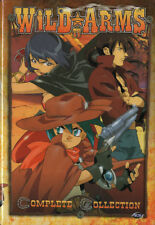 Wild Arms: The Complete Collection 1-22 (Anime DVD) - US Seller Ship FAST