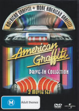 """American Graffiti""Richard Dreyfuss, Ron Howard, Paul Le Mat Drama 2 Disc Set"