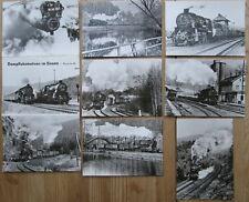 6 St. AK - Dampflokomotiven im Einsatz – Baureihe 58