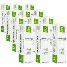 Rembrandt Deeply White + Peroxide Whitening Toothpaste Peppermint Flavor 3.5 ...