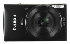 Canon IXUS 190 Digitalkamera - Schwarz - 12 Monate Gewährleistung