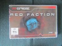 Nokia N-Gage - Red Faction - Brand New