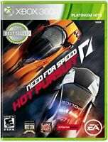 Need For Speed Hot Pursuit Platinum Hits Xbox 360 Brand New