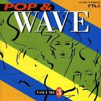 Pop & Wave 03 Communards, Eurythmics, Depeche Mode, Animotion, Men with.. [2 CD]